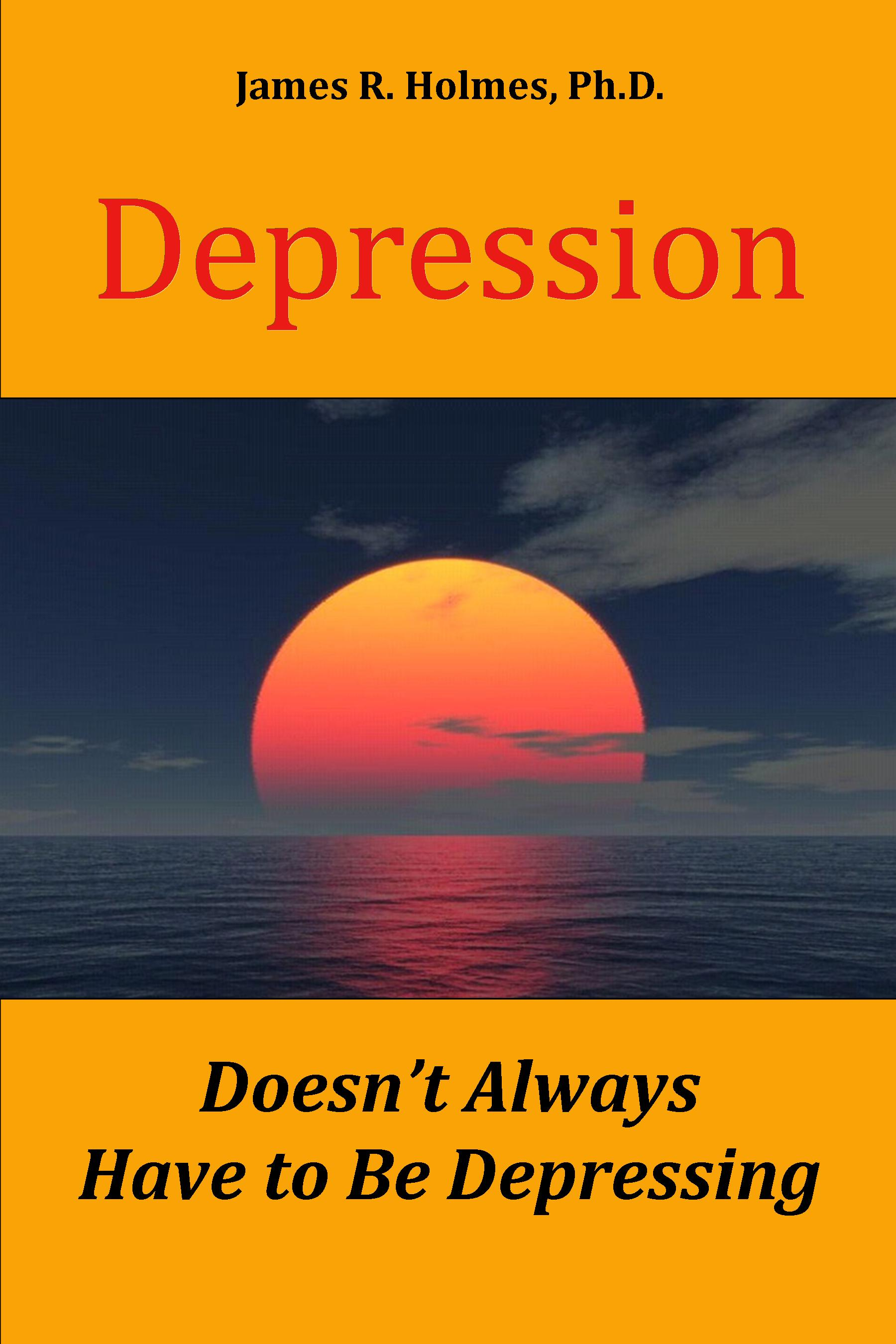 Depression Book by Holmes